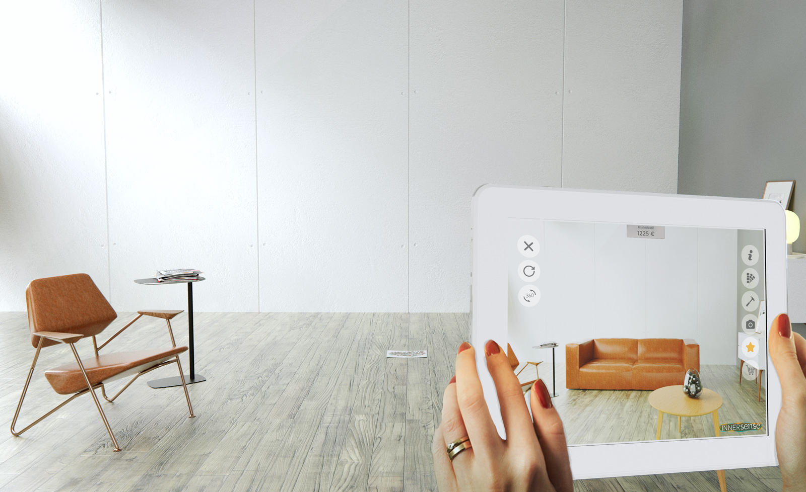 innersense augmented reality-furniture