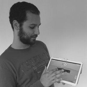 Alvin -  Développeur 3D