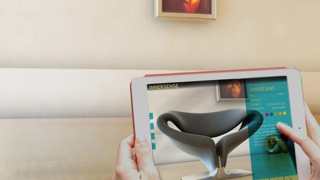 realite augmentee meuble