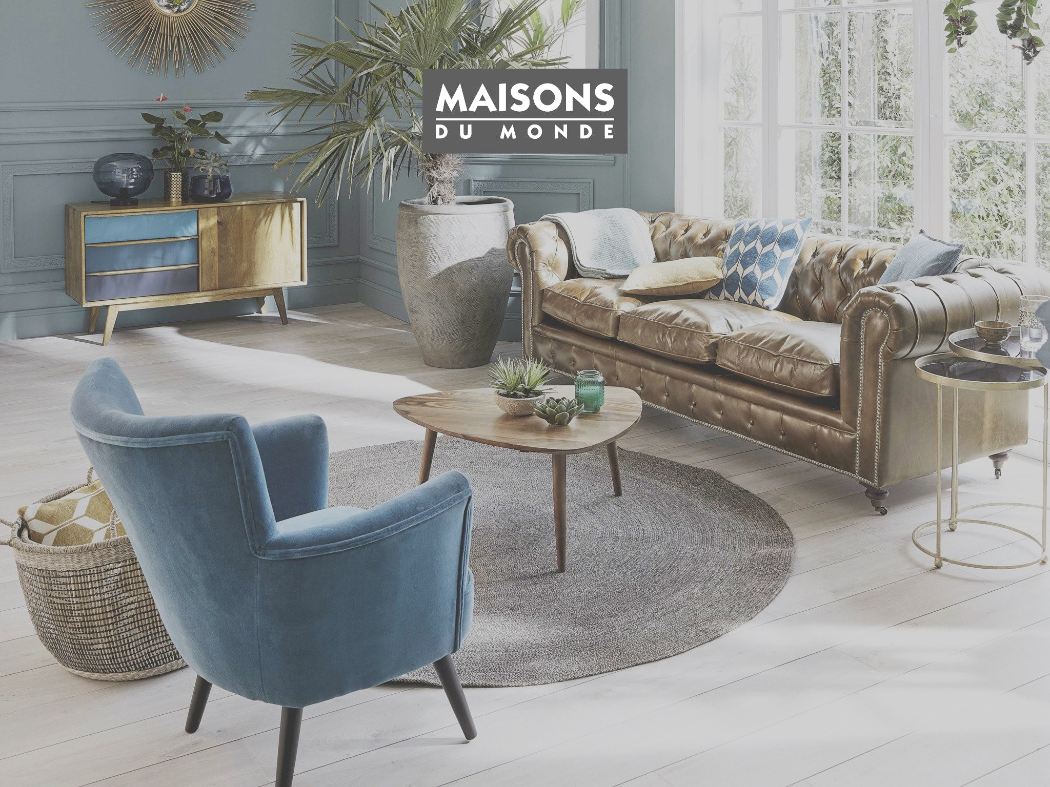 Image Maisons du Monde 3D at Home