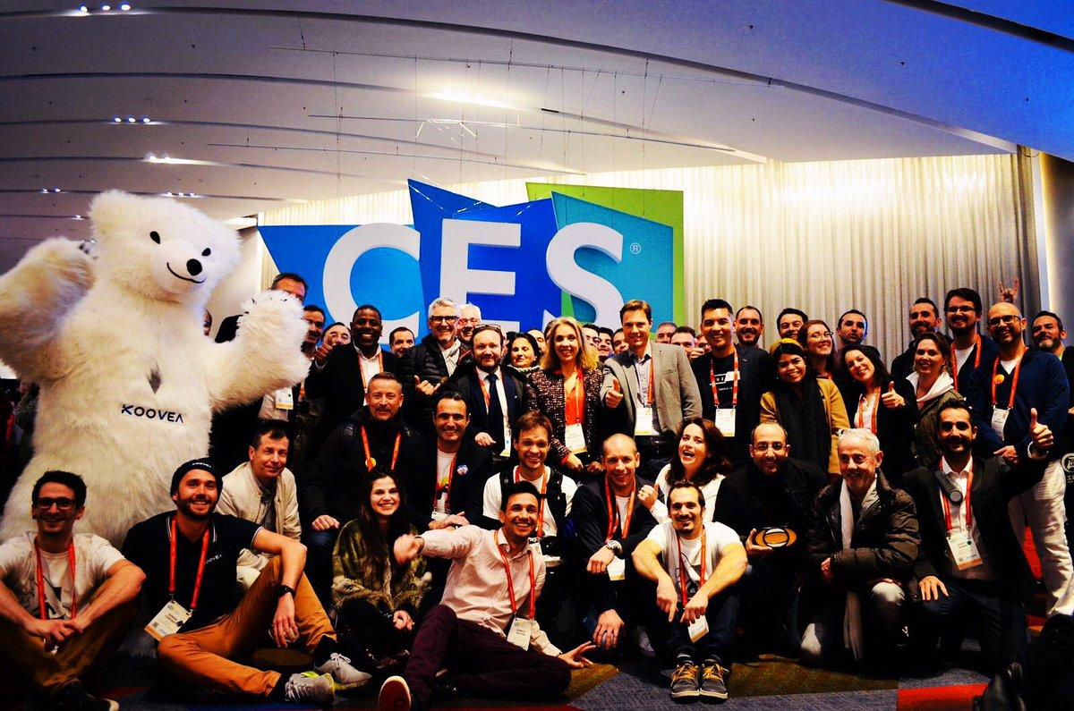 Délégation Occitanie au CES 2019