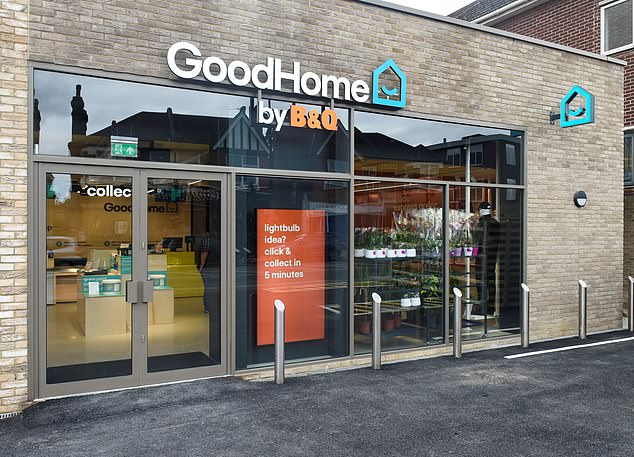 GoodHome du groupe Kingfisher
